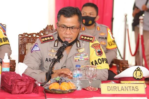 Sepekan Operasi Patuh, 4.474 Pengendara di Jateng Diganjar Surat Tilang