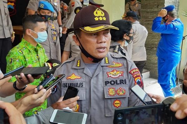 Mapolri Diserang, Polda Jateng Tingkatkan Penjagaan