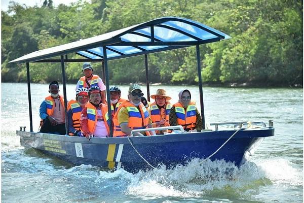 Manfaatkan Sungai Wawar, Bupati Kebumen Inginkan Desa Wisata