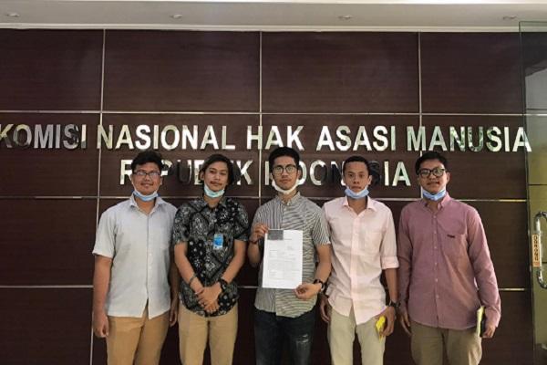 Mahasiswa Unnes Adukan Mendikbud Nadiem Makariem ke Komnas HAM, Ada Apa?
