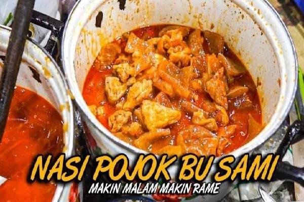 Ini Dia Nasi Liwet Nan Legendaris di Simpang Lima Semarang…
