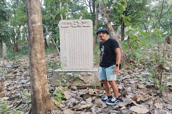 Berusia 100 Tahun, Prasasti China di Kebun Jati Semarang Ini Berisi Kutukan