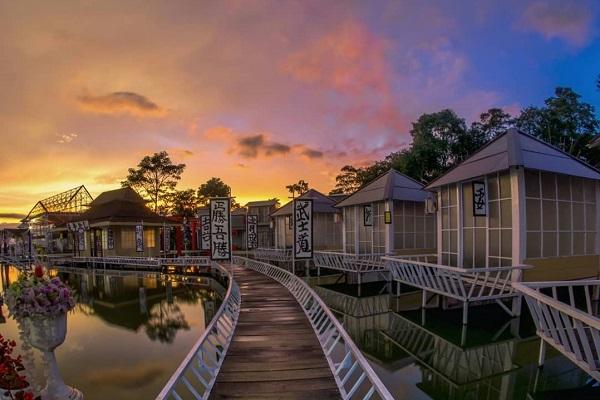 Nikmatnya Sensasi Keliling Dunia di Taman Bunga Celosia