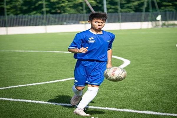 Tampil di Kompetisi Liga Italia, Emir Eranoto Putuskan Kuliah di Undip Semarang