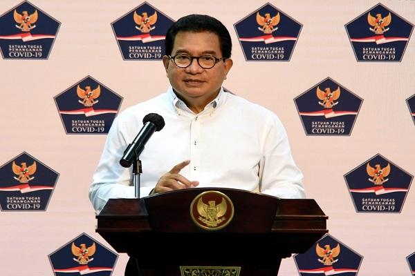Lagi, Jubir Satgas Covid-19 Sebut Kasus Aktif Covid-19 di Kota Semarang Tertinggi Nasional