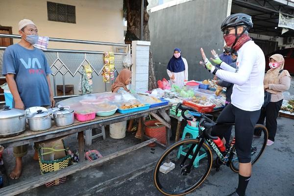 Imbas Klaster Rumah Makan, Ganjar Sidak Warung di Semarang, Ini Temuannya…