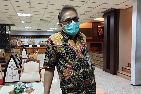Ketersediaan Bed Isolasi & ICU 17 Daerah Jateng Menipis