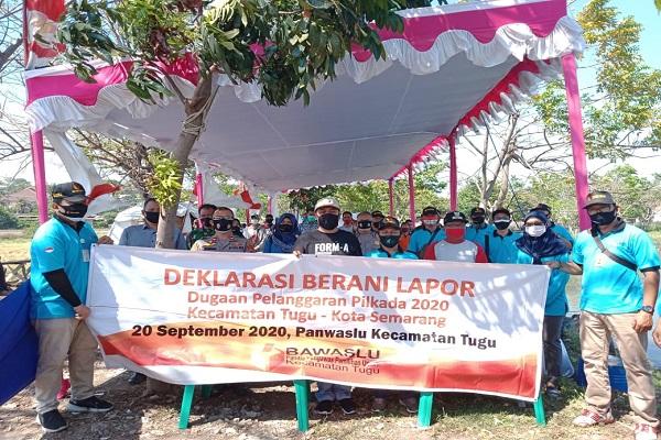 Bawaslu Kota Semarang Ajak Mancing Mania Awasi Pilwalkot 2020