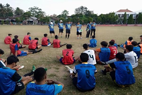 Tampil di Liga 3 Jateng, PSISa Salatiga Berkekuatan 25 Pemain