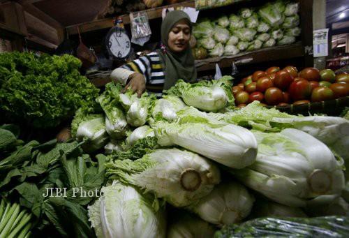 Harga Sayur Anjlok, ASN di Jateng Diminta Borong Produk Petani