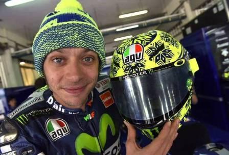 Mantap, Valentino Rossi Bakal Punya Tim Sendiri di Moto GP