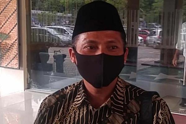 Jalani Pemeriksaan di Polda Jateng, Wakil Ketua DPRD Kota Tegal Dicerca 56 Pertanyaan