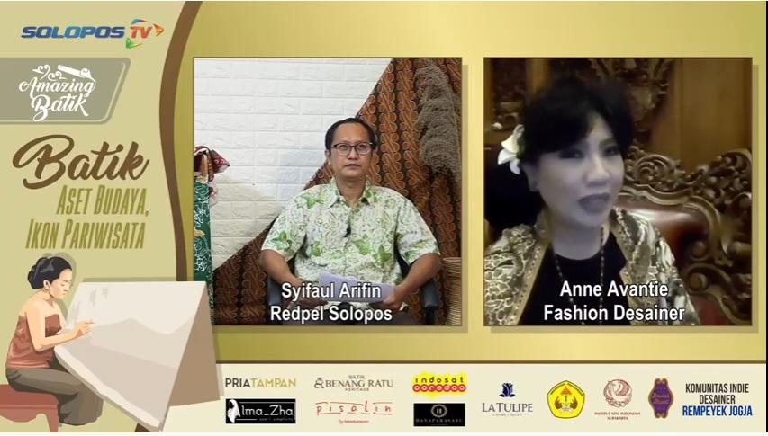 Ayo Pahami Batik Sebagai Aset Budaya dan Warisan Dunia