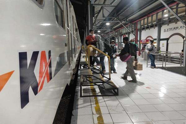 Libur Panjang, KAI Semarang Tambah 4 Perjalanan KA