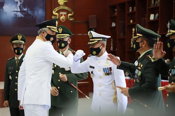Gubernur Ganjar: Peran TNI Sangat Dibutuhkan Lawan Covid-19