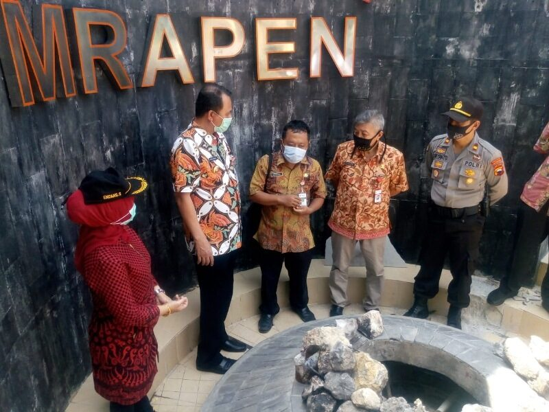 Api Abadi Mrapen Padam, Gubernur Ganjar Terjunkan Tim