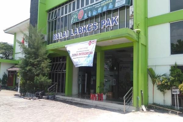 Laboratorium Covid-19 Jateng di Semarang Kebakaran