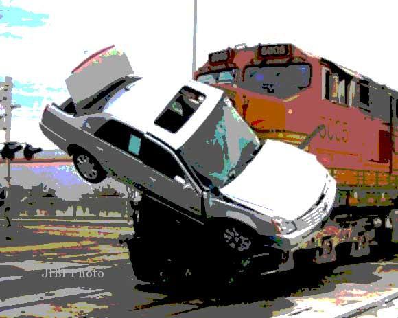 Awas! Sudah 36 Kecelakaan Terjadi di Perlintasan Sebidang KAI Semarang pada 2020