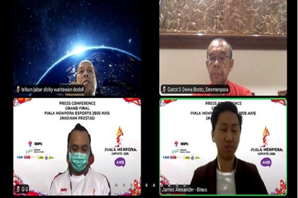 SMA Instindo Semarang Jadi Satu-Satunya Wakil Jateng di Grand Final Piala Menpora Esports 2020