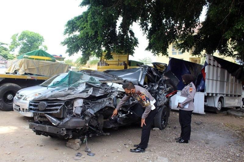 Kecelakaan di Tol Sragen, Wakil Ketua DPRD Pekalongan Meninggal Dunia