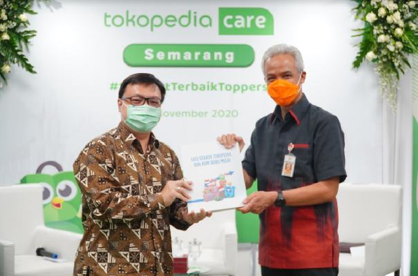 Tokopedia Buka Kantor Layanan di Semarang