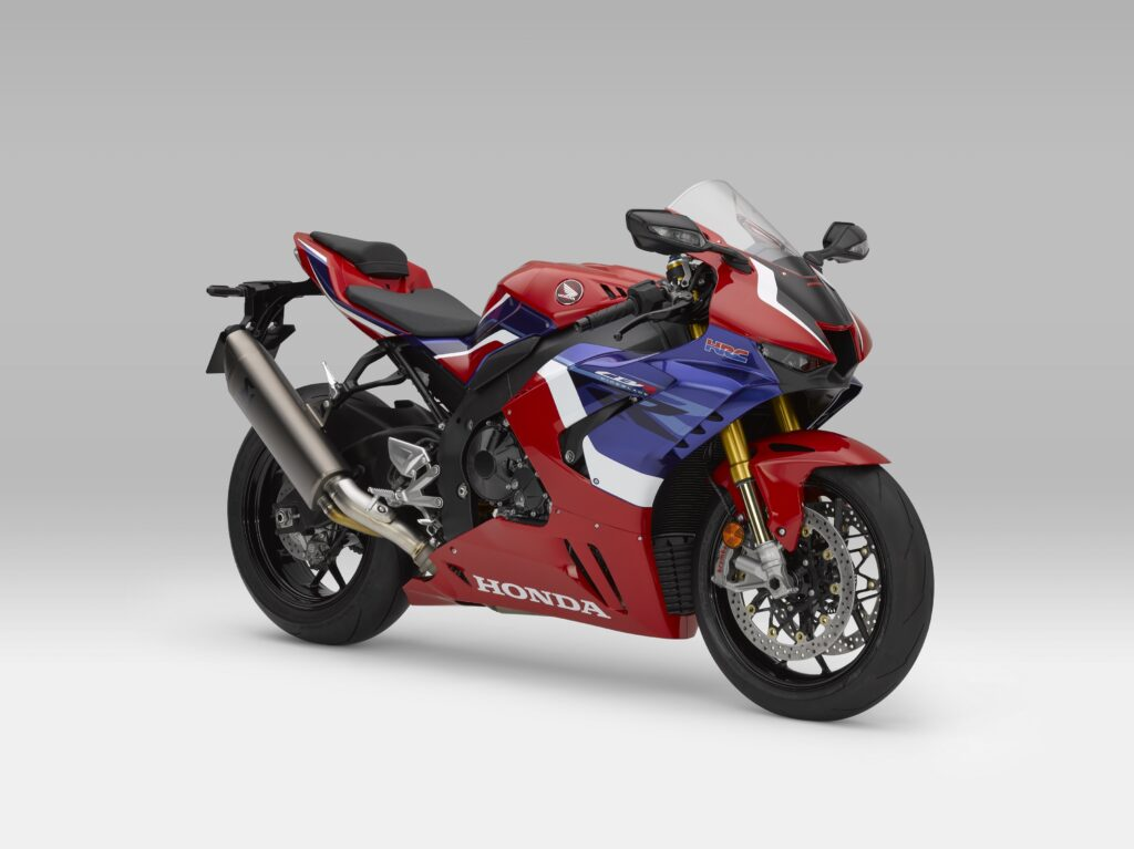 Honda CBR1000RR-R Fireblade Mulai Dipasarkan di Jateng, Harganya Fantastis…