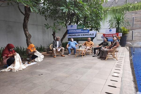 Bantu Tingkatkan Partisipasi Pemilih di Pilkada 2020, Kemkominfo Gencarkan KIM