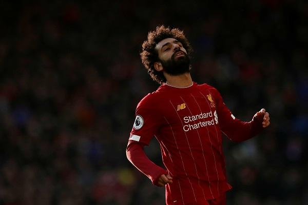 Duh, Salah Striker Liverpool Terkonfirmasi Covid-19