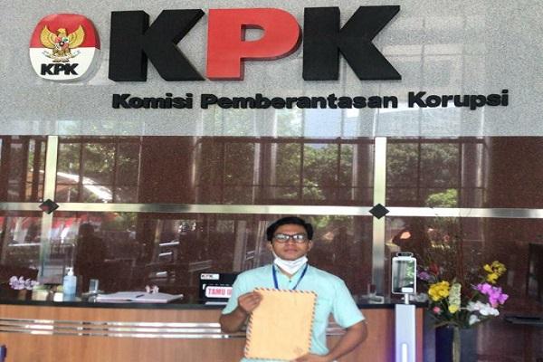 Rektor Unnes Dilaporkan Mahasiswa ke KPK