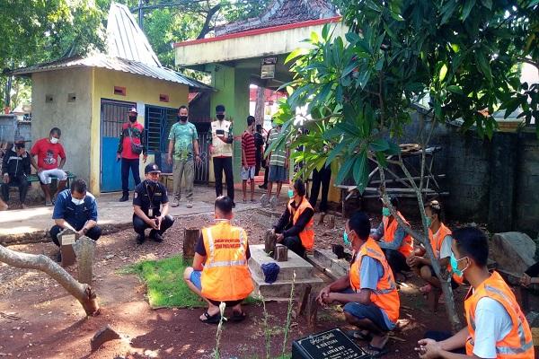 Terjaring Razia Tak Pakai Masker, 50 Warga Semarang Tolak Rapid Test