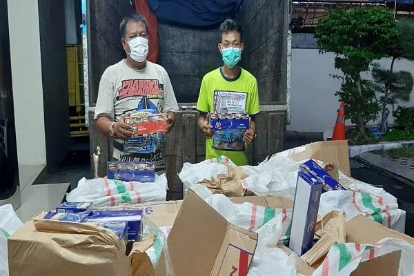 Bea Cukai Jateng-DIY Bongkar Sindikat Peredaran Rokok Ilegal Jawa-Sumatra