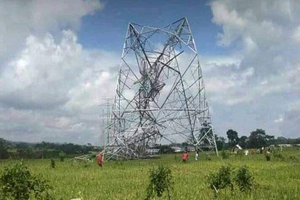 Tower SUTET di Batang Roboh, 2 Petani Jadi Korban