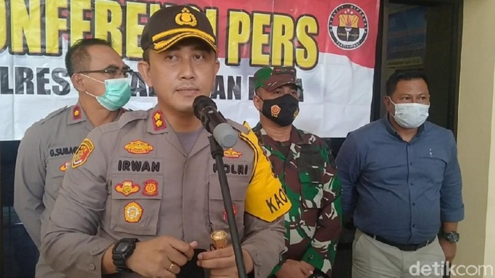 Viral, Pria Ancam FPI & Rizieq Syihab Ternyata Polisi di Kota Pekalongan