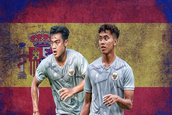 Dua Penggawa PSIS Semarang Ikut TC Timnas U-19 di Spanyol