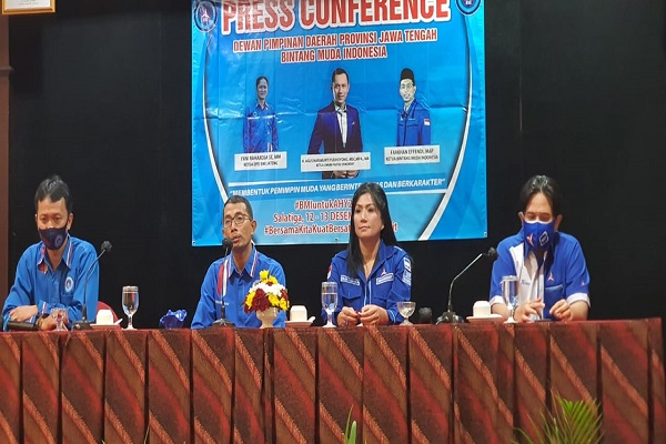 Buntut KLB, Demokrat Jateng Gelar Rakorda di Semarang