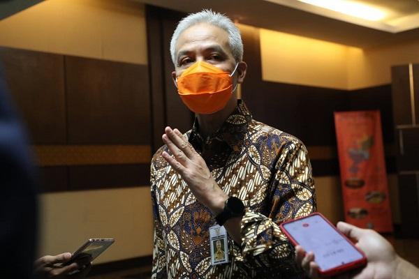 Jawa Diusulkan Lockdown, Gubernur Ganjar Angkat Bicara
