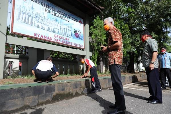 Update! Siswa SMK Negeri Jateng di Semarang Positif Covid-19 Jadi 179 Orang