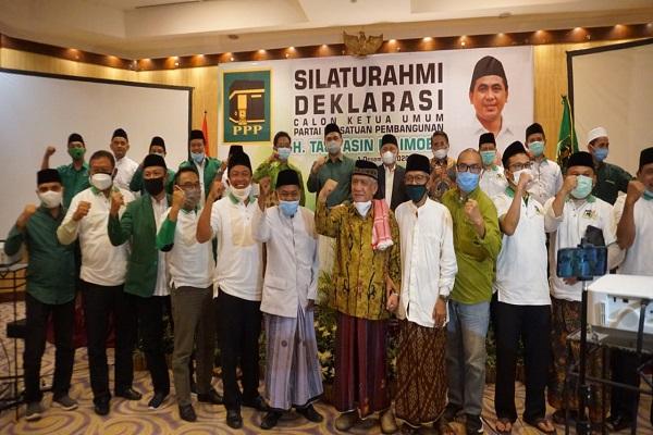 Dapat Dukungan Kiai & DPW, Gus Yasin Mantap Calonkan Diri Jadi Ketua Umum PPP