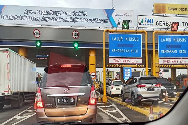 Berikut 27 Exit Tol di Jateng yang Ditutup Mulai 16-22 Juli 2021
