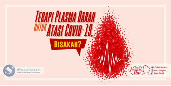 121 Penyintas Covid-19 di Jateng Donorkan Plasma Convalescent