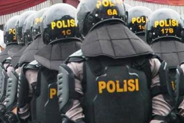 Duh, Sudah 33 Polisi di Jateng Meninggal Dunia Akibat Covid-19