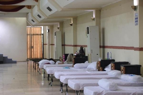 Duh, Tempat Tidur Pasien Covid-19 di Jateng Kian Menipis, Ini Daftar Ketersediannya di Tiap Daerah…