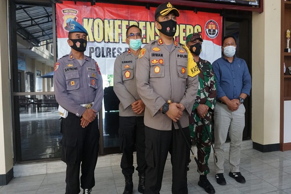 Polisi Pekalongan yang Viral karena Ancam Rizieq Syihab & FPI Diduga Alami Tekanan Kerja