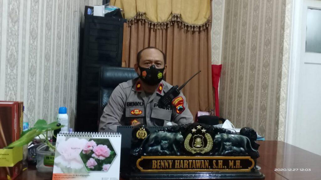 Duh, Ditegur Karena Tak Pakai Masker, Pria di Semarang Ludahi Petugas SPBU