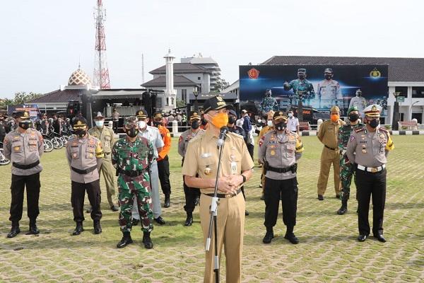 Operasi Lilin Candi 2020 Terjunkan Kekuatan 12.764 Personel