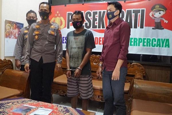 Mengaku Anak Kandung, Pria di Grobogan Tipu ART Hingga Belasan Juta