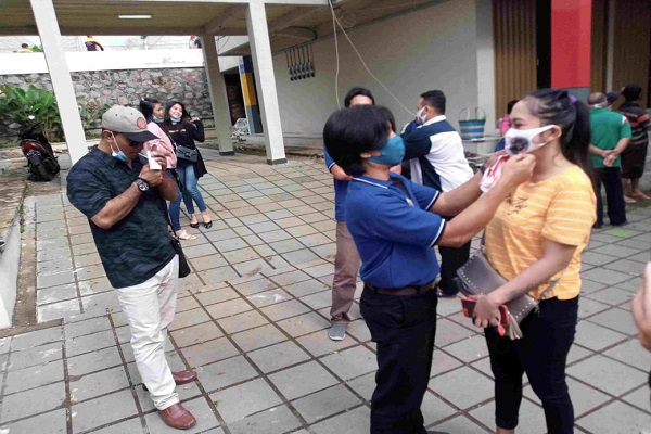 PPKM, Kunjungan Wisata di Bandungan Jeblok