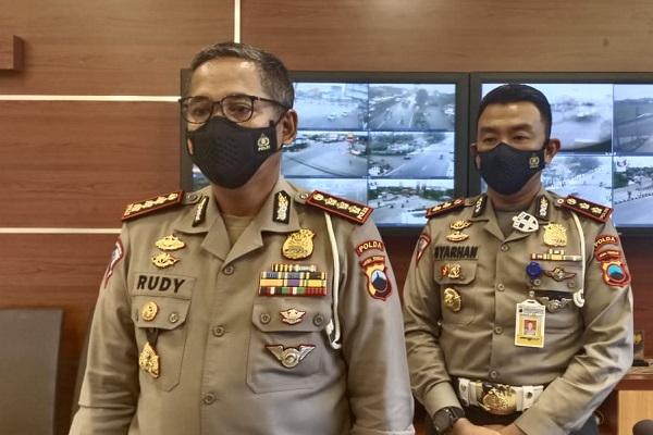 Polda Jateng Tak Halau Pemudik Sebelum Tanggal 6 Mei