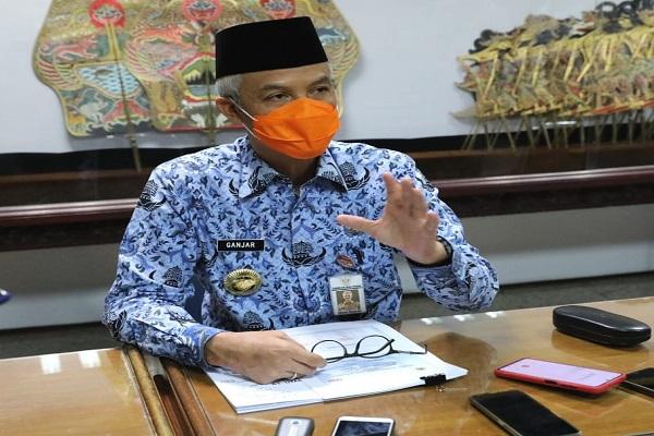 Gubernur Jateng Perintahkan Kendal Segera Terapkan PPKM