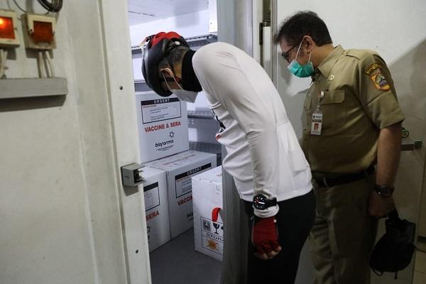 Jateng Kedatangan 62.000 Vaksin dari China